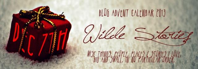 07 Wilde Stories